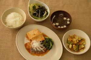 4月23日さんまの韓国煮